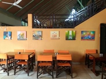 Domordula (Senegambia Beach Hotel's restaurant)