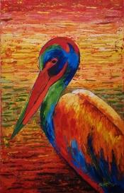 Pelican. By Sonny Osei Owusu